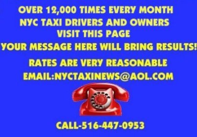 NYCTAXINEWS
